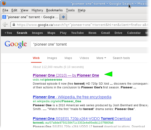 torrent web